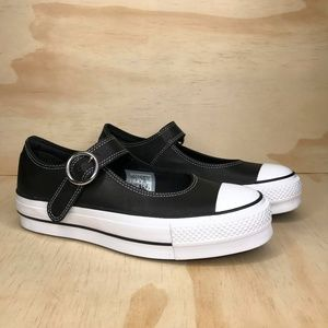 NEW Converse Chuck Taylor All Star Mary Jane Black